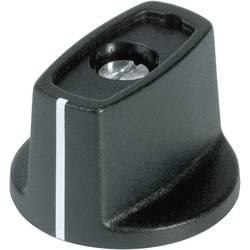 Otočný gombík OKW A2440060, čierna, 1 ks