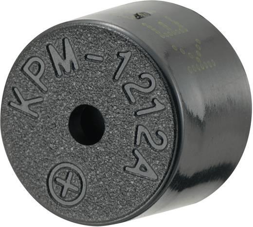 Piezo-Signalgeber Geräusch-Entwicklung: 85 dB Spannung: 12 V Dauerton KEPO KPM-1212A-K6389 1 St.