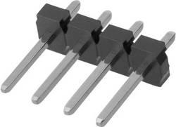 Pinová lišta W & P Products 985-10-02-1-50, 1pól., 5,08 mm, 10,16x 6,35x 22,86 mm