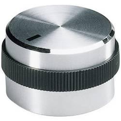 Otočný gombík OKW A1421469, (Ø x v) 22.1 mm x 12 mm, hliník, 1 ks