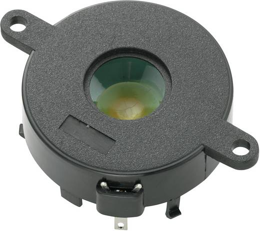 Piezo-Lautsprecher PCT Geräusch-Entwicklung: 100 dB 12 V 3.3 kHz Inhalt: 1 St.