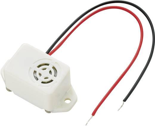 Mechanischer Einbau-Summer KPMB-Serie Geräusch-Entwicklung: 75 dB 6 - 12 V/DC 400 Hz Inhalt: 1 St.