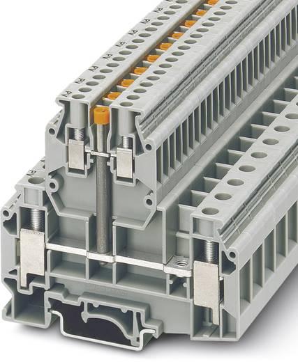 UKKB 10/2,5-PV - Durchgangsreihenklemme UKKB 10/2,5-PV Phoenix Contact Grau Inhalt: 50 St.
