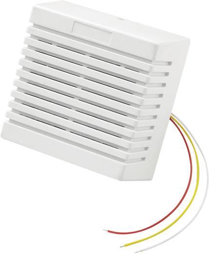Piezo-Sirene KPS-Serie Geräusch-Entwicklung: 95 dB 12 V/DC Inhalt: 1 St.