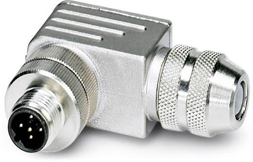 Sensor-/Aktor-Datensteckverbinder M12 Stecker, gewinkelt Polzahl: 5 Phoenix Contact 1430417 SACC-M12MRB-5CON-PG 9-SH 1
