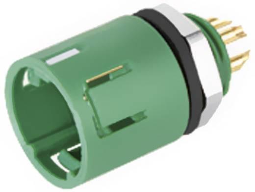 Subminiatur-Rundsteckverbinder mit Farbcodierung Serie 620 Pole: 8 Flanschdose 1 A 99 9227 070 08 Binder 1 St.