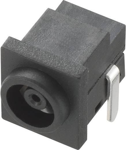 Niedervolt-Steckverbinder Buchse, Einbau horizontal 5.9 mm 1 mm Conrad Components 1 St.