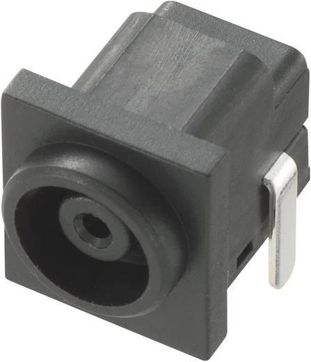 Niedervolt-Steckverbinder Buchse, Einbau horizontal 7 mm 1.4 mm Conrad Components 1 St.
