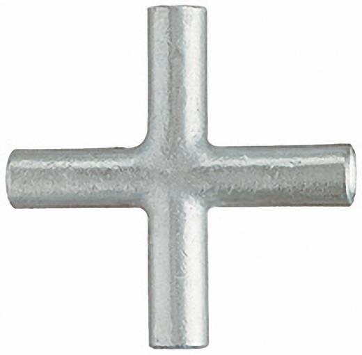 Kreuzverbinder 10 mm² Unisoliert Metall Klauke SKV10 1 St.
