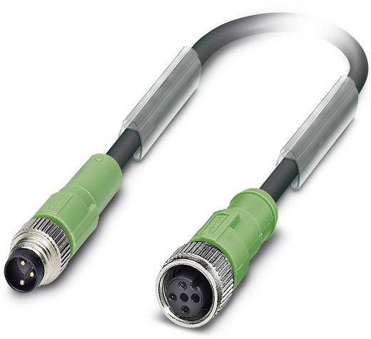 Sensor-/Aktor-Kabel SAC-3P-M 8MS/3,0-PUR/M12FS Phoenix Contact Inhalt: 1 St.