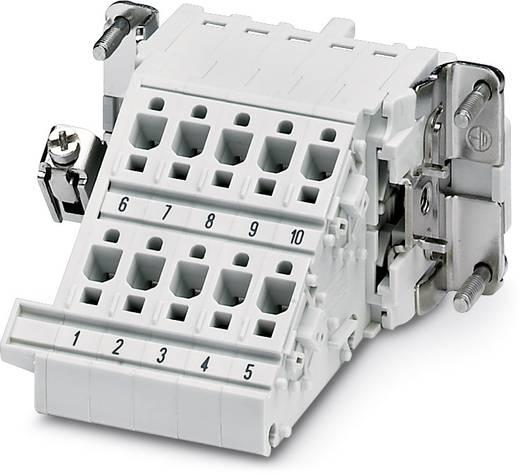 HC-KA-D40/12-BU OHNE PE-METALL - Kontakteinsatz HC-KA-D40/12-BU ZONDER PE-METAAL Phoenix Contact Inhalt: 5 St.