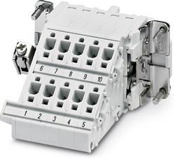 Adaptateur-bornier HC-KA-D40/12-BU OHNE PE-METALL Phoenix Contact