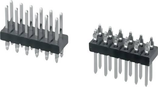 Stiftleiste (Standard) Anzahl Reihen: 2 Polzahl je Reihe: 14 W & P Products 944PFS-12-028-00 1 St.