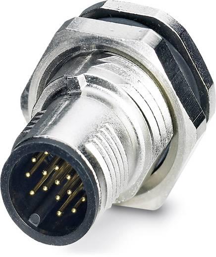Phoenix Contact 1559961 Sensor-/Aktor-Einbausteckverbinder M12 Stecker, Einbau Polzahl: 17 20 St.