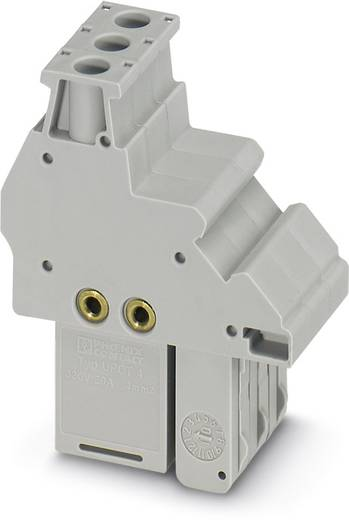 UPCT 4/3 - Stecker UPCT 4/3 Phoenix Contact Grau Inhalt: 10 St.