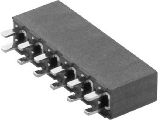 Buchsenleiste (Standard) Anzahl Reihen: 1 Polzahl je Reihe: 4 W & P Products 393-04-1-50 1 St.