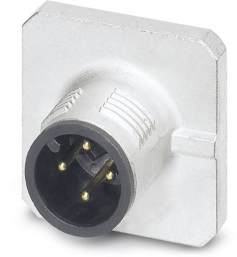 SACC-SQ-M12MS-4CON-20-L180 - Einbausteckverbinder SACC-SQ-M12MS-4CON-20-L180 Phoenix Contact Inhalt: 10 St.