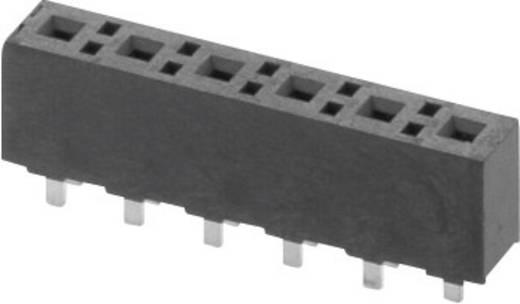 Buchsenleiste (Standard) Anzahl Reihen: 1 Polzahl je Reihe: 4 W & P Products 395-04-1-50 1 St.