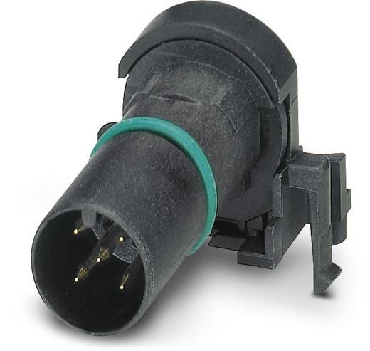 Sensor-/Aktor-Einbausteckverbinder M12 Kontaktträger Polzahl: 5 Phoenix Contact 1436686 SACC-CI-M12MS-5CON-L90 SCO 20 S