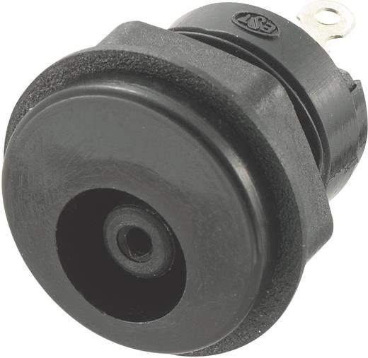 Niedervolt-Steckverbinder Buchse, Einbau vertikal 7 mm 1.45 mm Conrad Components 1 St.