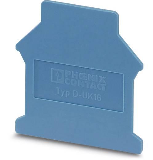 D-UK 16 BU - Abschlussdeckel D-UK 16 BU Phoenix Contact Inhalt: 50 St.