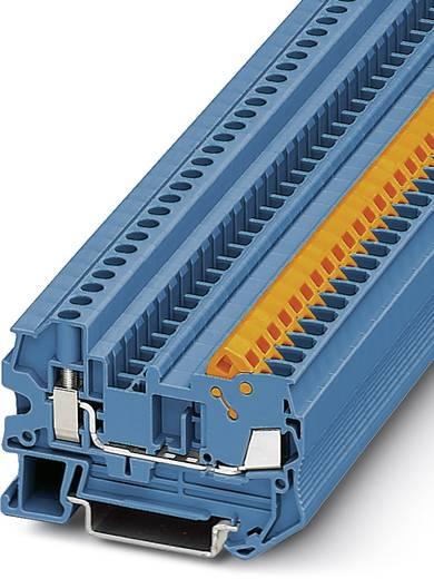 QTCU 2,5 BU - Durchgangsreihenklemme QTCU 2,5 BU Phoenix Contact Blau Inhalt: 50 St.