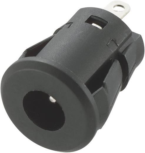 Niedervolt-Steckverbinder Buchse, Einbau vertikal 4.4 mm 1.65 mm Conrad Components 1 St.