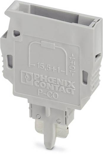P-CO 1N4007/L-R - Bauelementenstecker P-CO 1N4007/L-R Phoenix Contact Inhalt: 10 St.