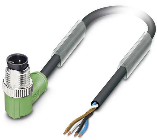 Sensor-/Aktor-Steckverbinder, konfektioniert M12 Stecker, gewinkelt 1.50 m Polzahl (RJ): 4 Phoenix Contact 1668166 SAC-4
