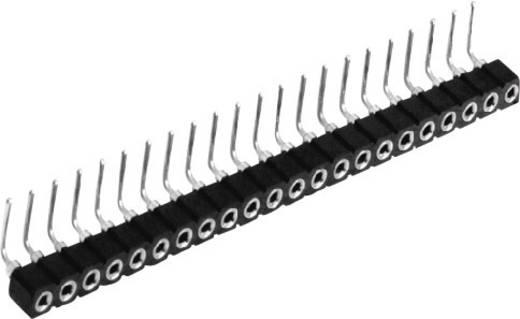 Buchsenleiste (Präzision) Anzahl Reihen: 1 Polzahl je Reihe: 4 W & P Products 257-004-3-50-00-6 1 St.