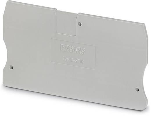 D-ST 16 - Abschlussdeckel D-ST 16 Phoenix Contact Inhalt: 50 St.