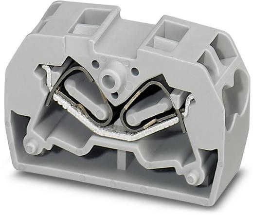 MSDBV 2,5-F - Doppel-Mini-Flanschklemme MSDBV 2,5-F Phoenix Contact Grau Inhalt: 50 St.