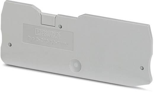 D-QTC 2,5-TWIN - Abschlussdeckel D-QTC 2,5-TWIN Phoenix Contact Inhalt: 50 St.
