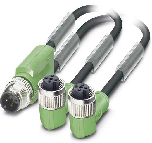 Sensor-/Aktor-Kabel SAC-3P-M12Y/2X1,0-140/M12FR Phoenix Contact Inhalt: 1 St.