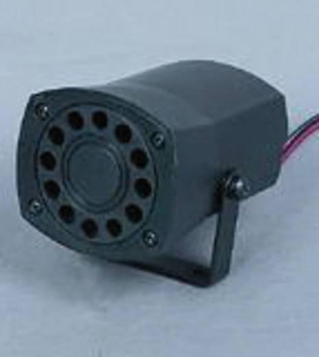 Piezo-Sirene KPS-Serie Geräusch-Entwicklung: 102 dB 12 V/DC Inhalt: 1 St.
