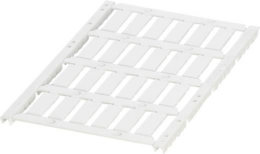 Gerätemarkierung Montage-Art: aufclipsen Beschriftungsfläche: 20 x 7 mm Passend für Serie Geräte und Schaltgeräte Weiß P