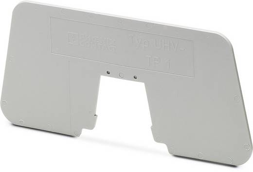 UHV -TP1 - Trennplatte UHV -TP1 Phoenix Contact Inhalt: 10 St.