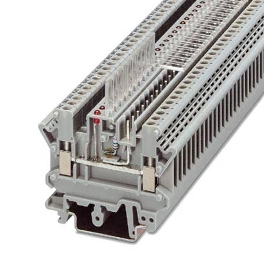UK 3D-MSTBV-5,08 - Durchgangsklemme UK 3D-MSTBV-5,08 Phoenix Contact Grau Inhalt: 50 St.