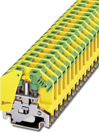 OTTA 2,5-PE - Schutzleiter-Reihenklemme OTTA 2,5-PE Phoenix Contact Grün-Gelb Inhalt: 50 St.