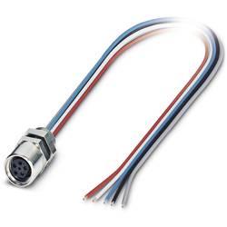 Zabudovateľný zástrčkový konektor pre senzory - aktory Phoenix Contact SACC-E-M 8FS-5CON-M 8/0,5 DN 1440106, 1 ks