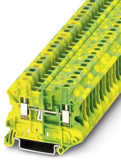 UT 4-MTD-PE - Durchgangsreihenklemme UT 4-MTD-PE Phoenix Contact Grün-Gelb Inhalt: 50 St.