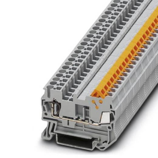 QTCS 1,5 - Durchgangsreihenklemme QTCS 1,5 Phoenix Contact Grau Inhalt: 50 St.