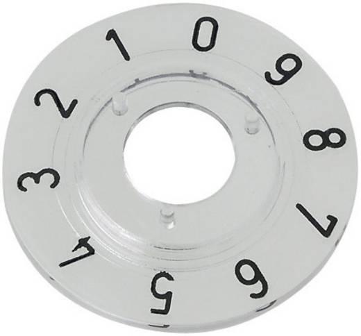 Skalenscheibe 0-9 360 ° Mentor 331.203 1 St.