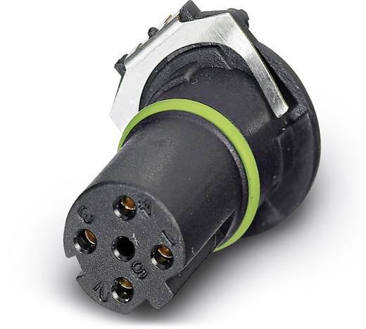 Sensor-/Aktor-Einbausteckverbinder M12 Buchse, Einbau Polzahl (RJ): 4 Phoenix Contact 1457636 SACC-CI-M12FSD-4CON-SH TO