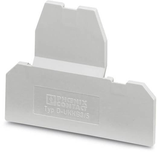 D-UKKB 3/5 - Abschlussdeckel D-UKKB 3/5 Phoenix Contact Inhalt: 50 St.