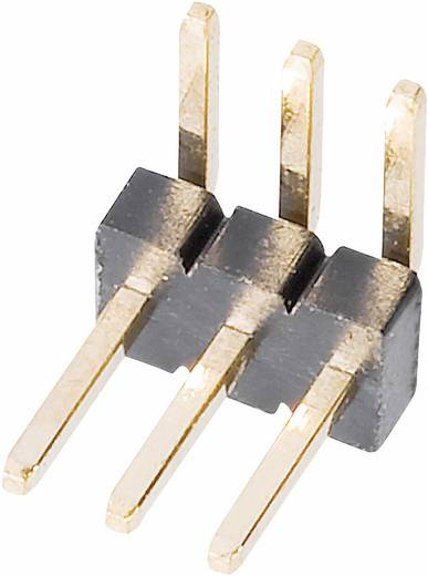 Stiftleiste (Standard) Anzahl Reihen: 1 Polzahl je Reihe: 4 W & P Products 707-1-04-2-20-00 1 St.
