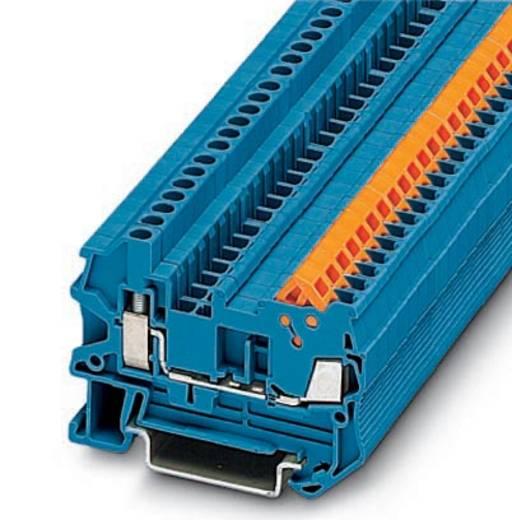 QTCU 1,5 BU - Durchgangsreihenklemme QTCU 1,5 BU Phoenix Contact Blau Inhalt: 50 St.