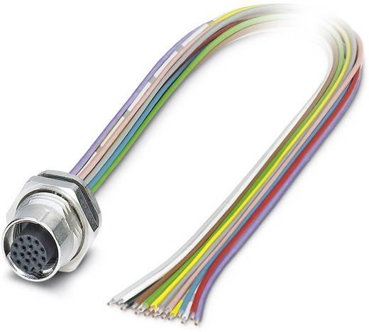SACC-DSI-M12FS-17CON-M16/0,5 - Einbausteckverbinder SACC-DSI-M12FS-17CON-M16/0,5 Phoenix Contact Inhalt: 1 St.