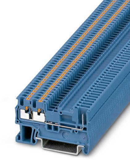 PT 1,5/S-TWIN/1P BU - Durchgangsreihenklemme PT 1,5/S-TWIN/1P BU Phoenix Contact Blau Inhalt: 50 St.