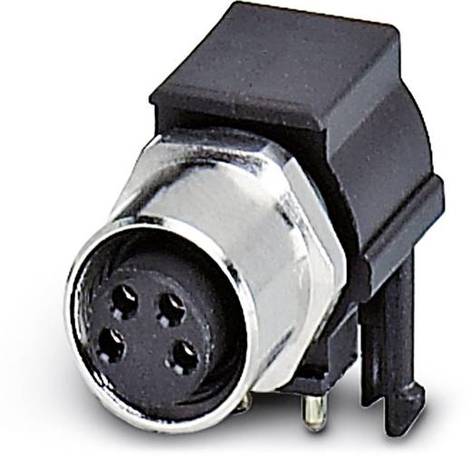 Phoenix Contact 1526169 Sensor-/Aktor-Einbausteckverbinder M8 Buchse, Einbau Polzahl: 4 20 St.
